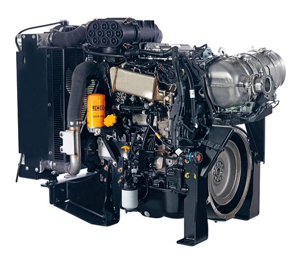 Brinkmann & Niemeijer introduces new JCB 430 Stage 5 motor