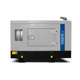 9 kVA Yanmar geluidgedempt aggregaat    BNY9-6G0