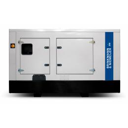 100 kVA Iveco geluidgedempt aggregaat  | BNF100-5G2